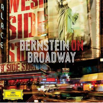 Bernstein on Broadway - CD