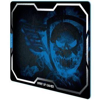 Tapete Rato Spirit Of Gamer Skull XL - Azul