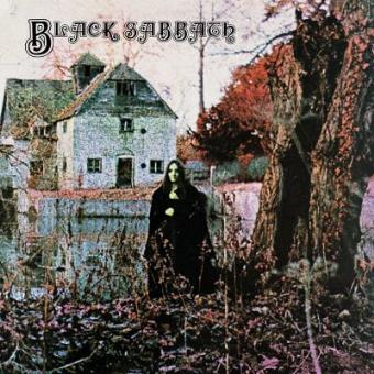 Black Sabbath - Black Sabbath - Framed Album Cover