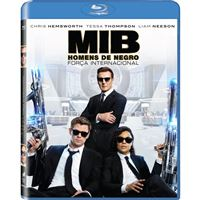 MIB: Homens de Negro - Força Internacional - Blu-ray