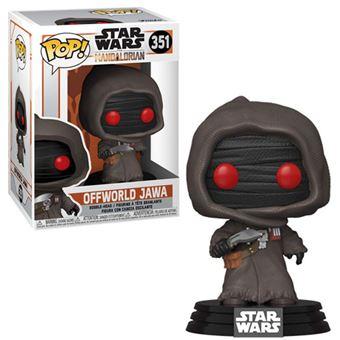 Funko Pop! Star Wars The Mandalorian: Offworld Jawa - 351