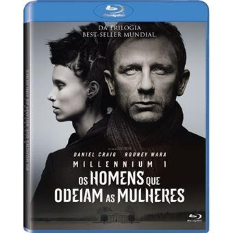 Millennium 1: Os Homens Que Odeiam as Mulheres - Blu-ray