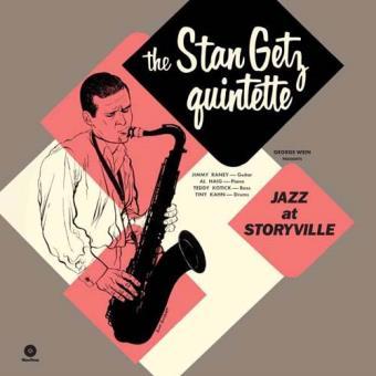 Jazz At Storyville (LP)
