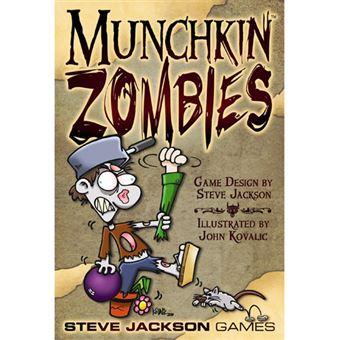 Munchkin Zombies - Steve Jackson Games