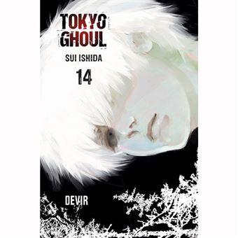 Tokyo Ghoul - Livro 14