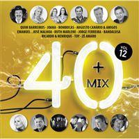 40+ Mix Vol. 12 - CD