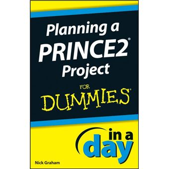 Prince2 For Dummies Ebook