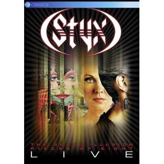 Styx: The Grand Illusion & Pieces Of Eight Live