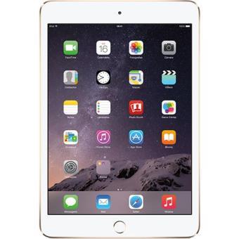Apple iPad Mini 3 - 128GB Wi-Fi (Dourado)