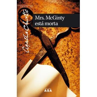 Mrs. McGinty Está Morta