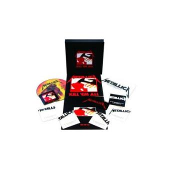 Kill' Em All (remastered) (Limited Numbered Deluxe Edition Box Set)