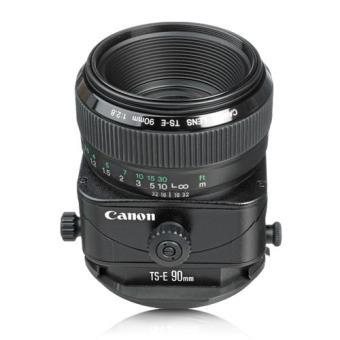 Canon Objetiva TS-E 90mm f/2.8