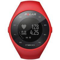 """Polar M200 Wristband activity tracker 1.02"""" Com fios/sem fios Vermelho"""