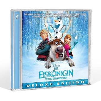 BSO Die Eiskonigin - Vollig (2CD)