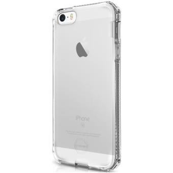 Itskins Capa Spectrum para iPhone SE/5s/5 (Transparent)