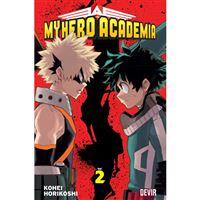 My Hero Academia - Livro 2