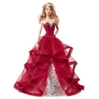 Barbie Natal 2015