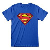 T-Shirt Superman Logo - Tamanho L