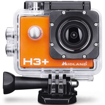 Action Cam Midland H3+ Wi-Fi