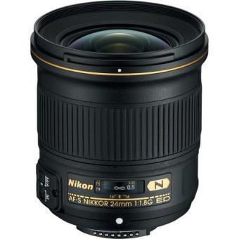 Nikon Objetiva AF-S Nikkor 24mm f/1.8G ED