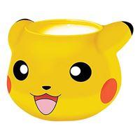 Caneca 3D Pokémon Pikachu
