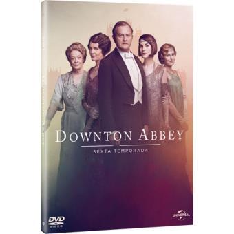 Downton Abbey - 6ª Temporada - DVD