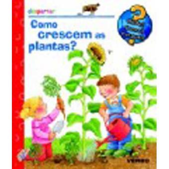 Como Crescem as Plantas