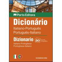 Dicionário Mini de Italiano-Português / Português-Italiano