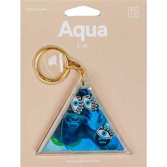 Porta-Chaves Doiy Aqua Eye