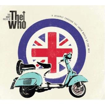 The Many Faces Of The Who (3CD)