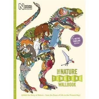 Nature timeline wallbook: unfold th