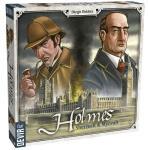 Holmes Sherlock & Mycroft - Devir