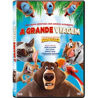A Grande Viagem - DVD