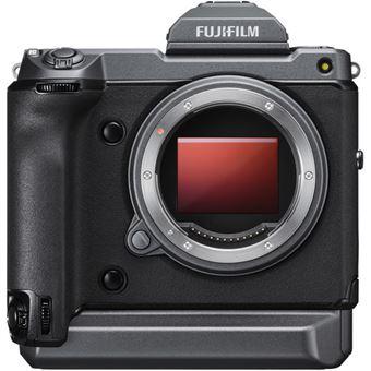 Fujifilm GFX 100 - Corpo