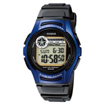 6788c3d575c Casio Relógio Collection W-213-2AVES (Azul) - Relógio - Compra na ...