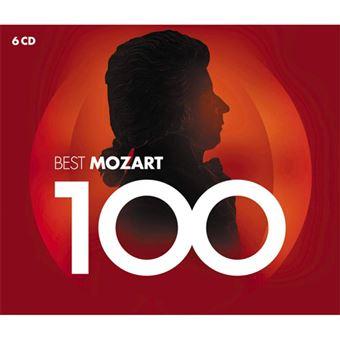 100 Best Mozart - 6CD