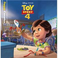 Toy story 4-pequecuentos