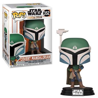 Funko Pop! Star Wars The Mandalorian: Covert Mandalorian - 352
