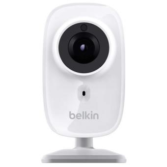 Belkin Câmara IP NetCam HD Wi-Fi Night Vision F7D7602as