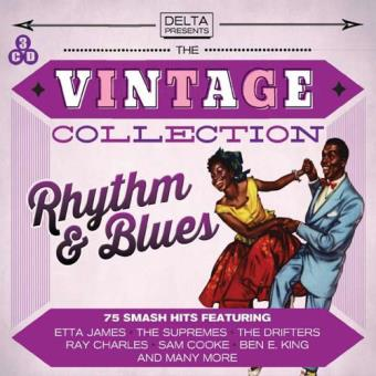 The Vintage Collection: Rhythm & Blues - 3CD