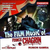 Film Music Of Francis Cha
