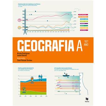 Geografia A 10º Ano - Manual do Aluno