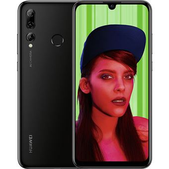 Smartphone Huawei P Smart+ 2019 - 64GB - Preto