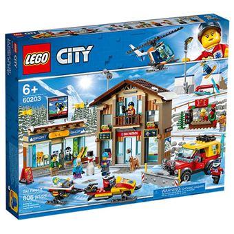 LEGO City Town 60203 Estância de Esqui