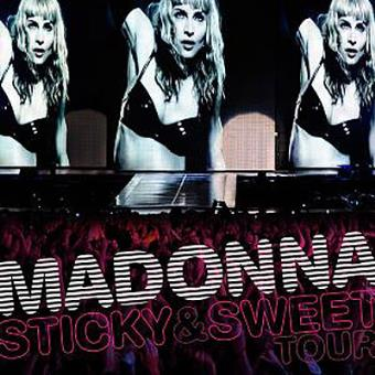 The Sticky & Sweet Tour (Special Edition CD+BD)