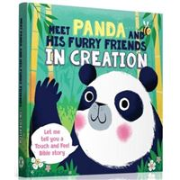 Meet panda and his furry friends in