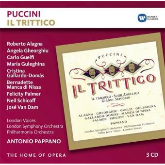 Puccini: Il Trittico - 3CD