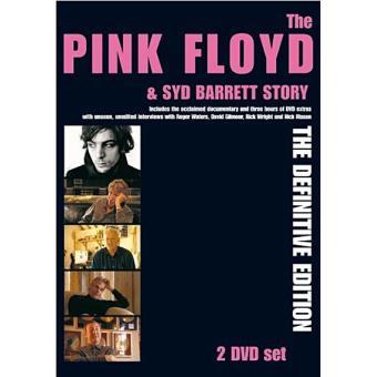 THE PINK FLOYD & SYD BARRETT (2DVD)