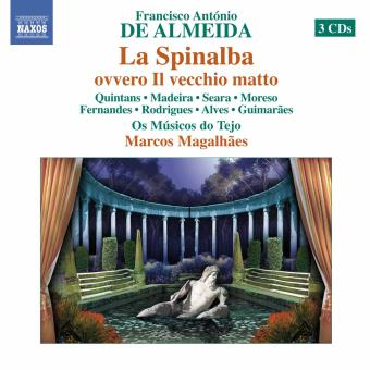 Almeida | La Spinalba (3CD)
