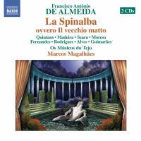 Almeida | La Spinalba (3CD)